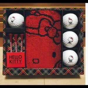 Hello Kitty Golf 🎁